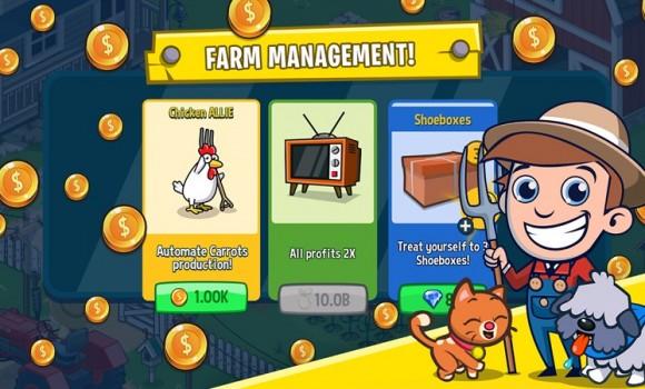 Idle Farming Empire Ekran Görüntüleri - 3