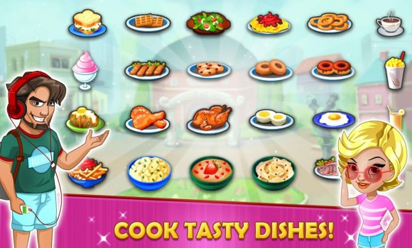 Kitchen Story: Cooking Game Ekran Görüntüleri - 3