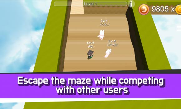 Maze.io Ekran Görüntüleri - 3
