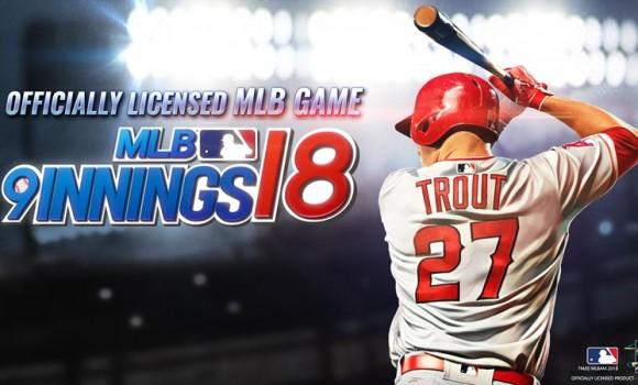 MLB 9 Innings 18 Ekran Görüntüleri - 1