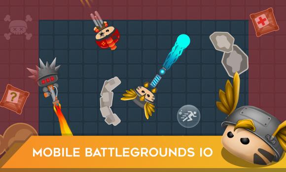 Mobg.io Survive Battle Royale Ekran Görüntüleri - 2