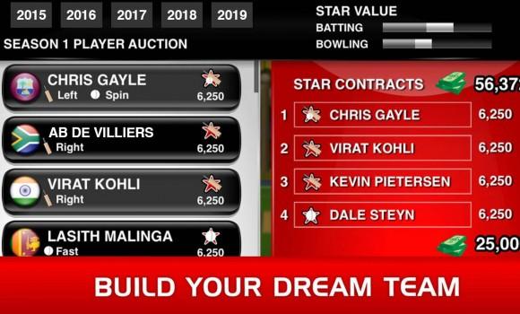 Stick Cricket Premier League Ekran Görüntüleri - 1