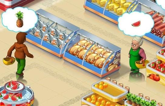 Supermarket Mania Ekran Görüntüleri - 1