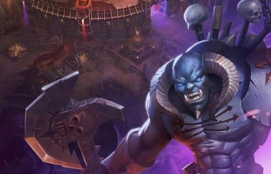Warhammer: Chaos & Conquest Ekran Görüntüleri - 1