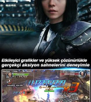 Alita: Battle Angel - The Game Ekran Görüntüleri - 5