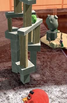 Angry Birds AR: Isle of Pigs Ekran Görüntüleri - 2