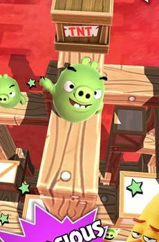 Angry Birds AR: Isle of Pigs Ekran Görüntüleri - 3
