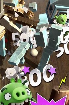 Angry Birds AR: Isle of Pigs Ekran Görüntüleri - 4