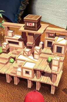 Angry Birds AR: Isle of Pigs Ekran Görüntüleri - 5