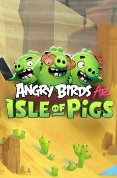 Angry Birds AR: Isle of Pigs Ekran Görüntüleri - 6