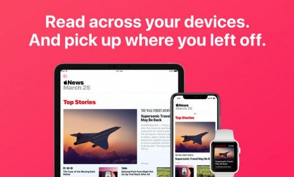Apple News Ekran Görüntüleri - 4