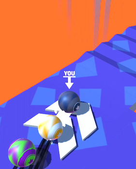 Ball Racer Ekran Görüntüleri - 1