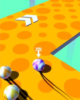 Ball Racer Ekran Görüntüleri - 2