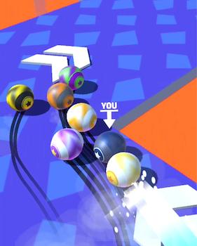 Ball Racer Ekran Görüntüleri - 4