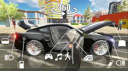 Car Simulator 2 Ekran Görüntüleri - 1