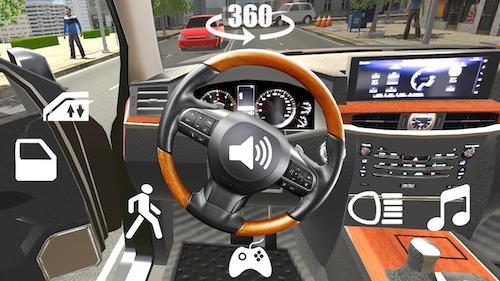 Car Simulator 2 Ekran Görüntüleri - 2