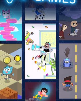 Cartoon Network Arcade Ekran Görüntüleri - 7