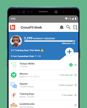 CrossFit btwb Ekran Görüntüleri - 1