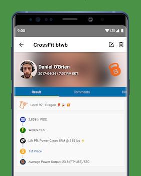 CrossFit btwb Ekran Görüntüleri - 2