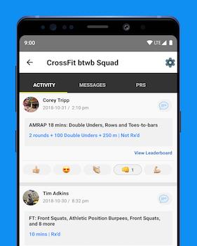 CrossFit btwb Ekran Görüntüleri - 5