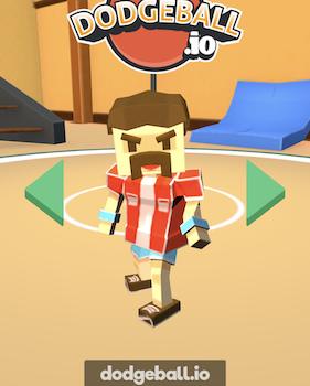Dodgeball.io Ekran Görüntüleri - 1