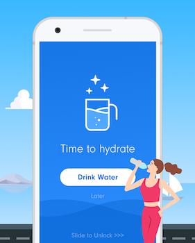 Drink Water Reminder Ekran Görüntüleri - 1