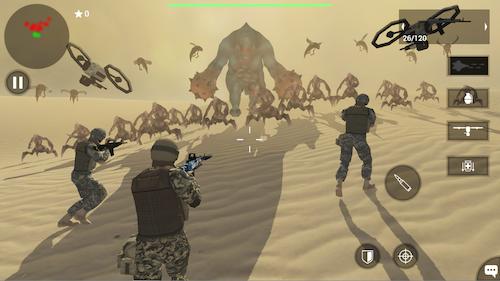 Earth Protect Squad Ekran Görüntüleri - 1