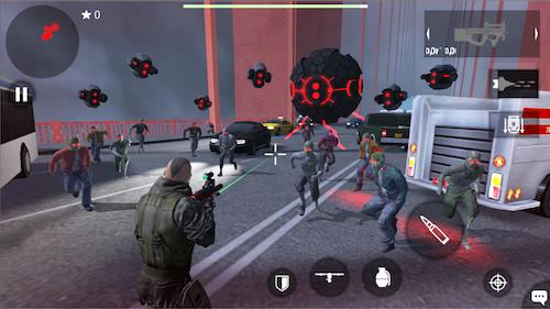Earth Protect Squad Ekran Görüntüleri - 2