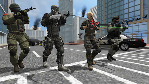 Earth Protect Squad Ekran Görüntüleri - 3