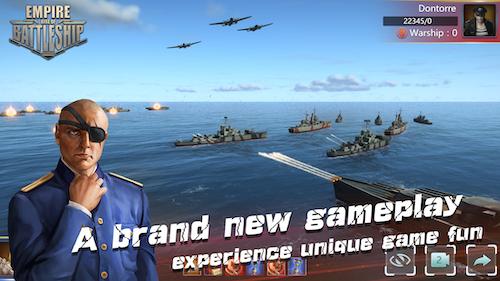 Empire: Rise Of BattleShip Ekran Görüntüleri - 2