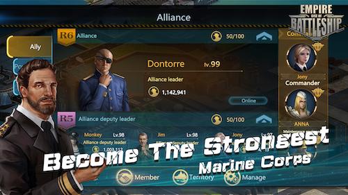 Empire: Rise Of BattleShip Ekran Görüntüleri - 3
