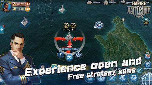 Empire: Rise Of BattleShip Ekran Görüntüleri - 4