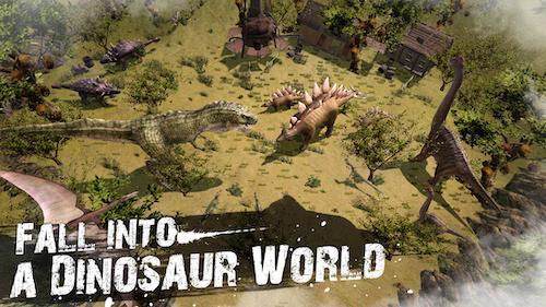 Fallen World: Jurassic Survivor Ekran Görüntüleri - 1