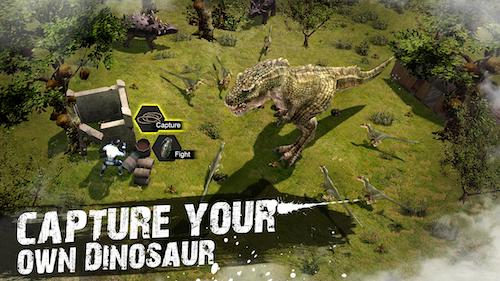 Fallen World: Jurassic Survivor Ekran Görüntüleri - 2