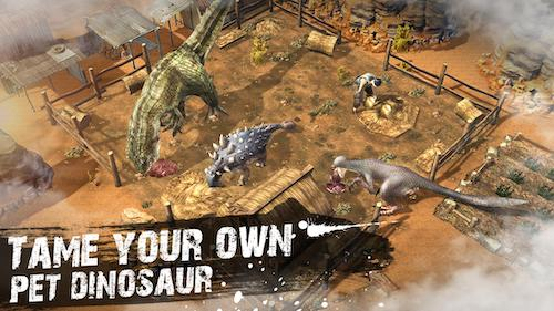Fallen World: Jurassic Survivor Ekran Görüntüleri - 3