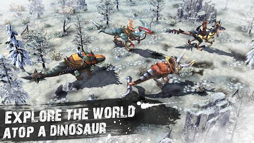 Fallen World: Jurassic Survivor Ekran Görüntüleri - 4