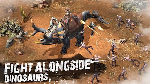 Fallen World: Jurassic Survivor Ekran Görüntüleri - 5