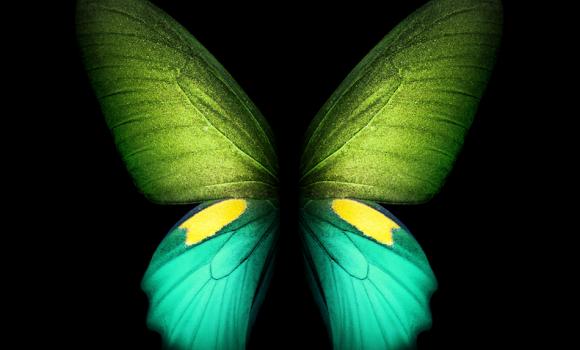 Samsung Galaxy Fold Wallpapers Ekran Görüntüleri - 8