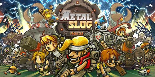 Metal Slug Infinity Ekran Görüntüleri - 8