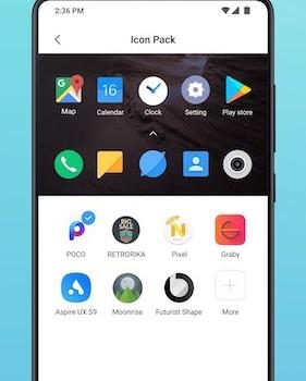 Xiaomi Mint Launcher Ekran Görüntüleri - 2