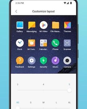 Xiaomi Mint Launcher Ekran Görüntüleri - 3