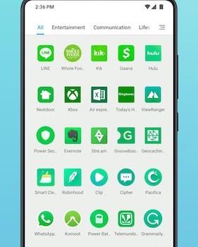 Xiaomi Mint Launcher Ekran Görüntüleri - 4
