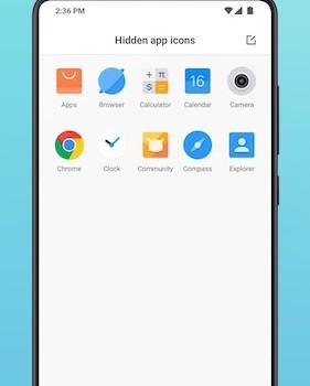 Xiaomi Mint Launcher Ekran Görüntüleri - 5