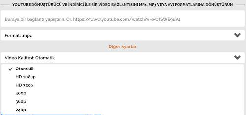 OnlineVideoConverter Ekran Görüntüleri - 3