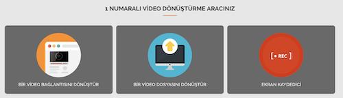 OnlineVideoConverter Ekran Görüntüleri - 1