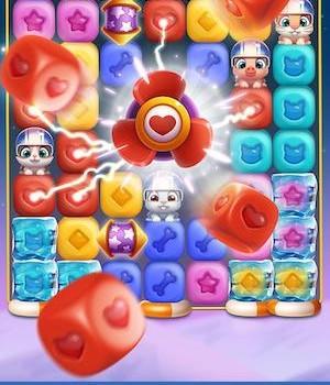 Pet Rescue Puzzle Saga Ekran Görüntüleri - 2