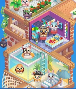 Pet Rescue Puzzle Saga Ekran Görüntüleri - 4
