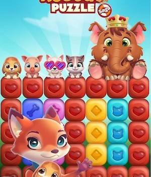 Pet Rescue Puzzle Saga Ekran Görüntüleri - 5