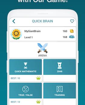 Quick Brain Ekran Görüntüleri - 1