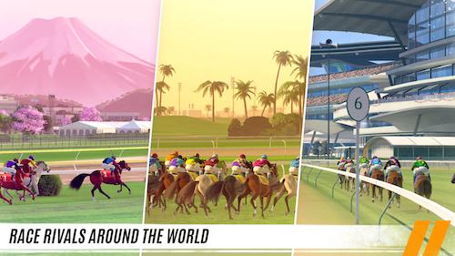 Rival Stars Horse Racing Ekran Görüntüleri - 3